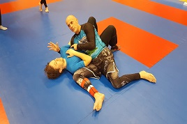 Deckblatt 00 Grappling-Training 2019