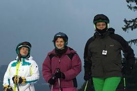 Karate - Ski-Freizeit