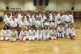 00 Deckblatt Karate Training 2017