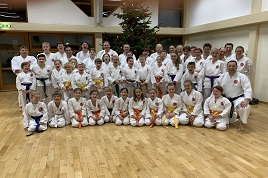 Deckblatt 00 Karate-Training 2019