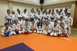 00 Deckblatt Karate-Training 2020