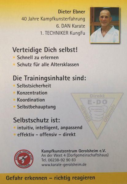 2012-02-27 Selbstschutz - Schnupperabende - Rückseite
