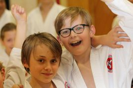Karate 2014 Bilder aus dem Training