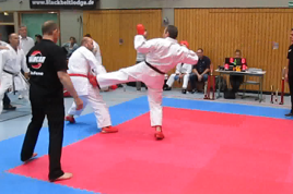 Video 2014 IDM Kumite Franz Kampf2